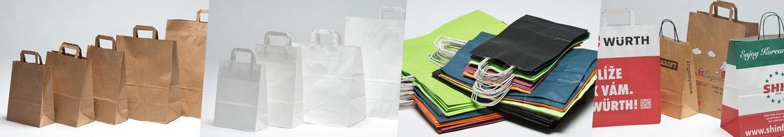 Papírové tašky Litobal