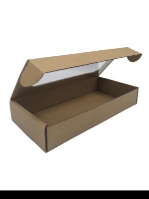 krabička na mýdlo hnědá